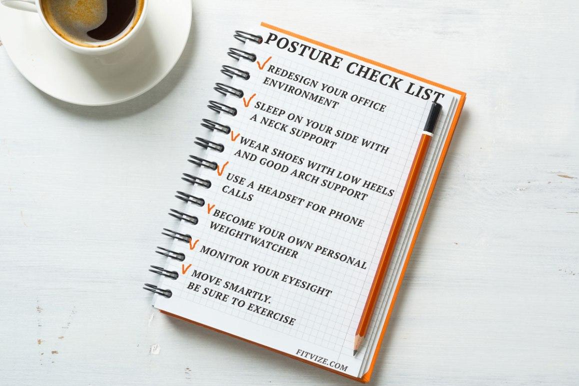 checklistposture
