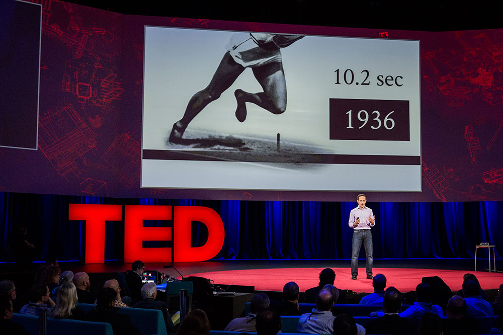 Top Fifteen Fitness & Health Related TED Talks to Watch This Winter Holidays